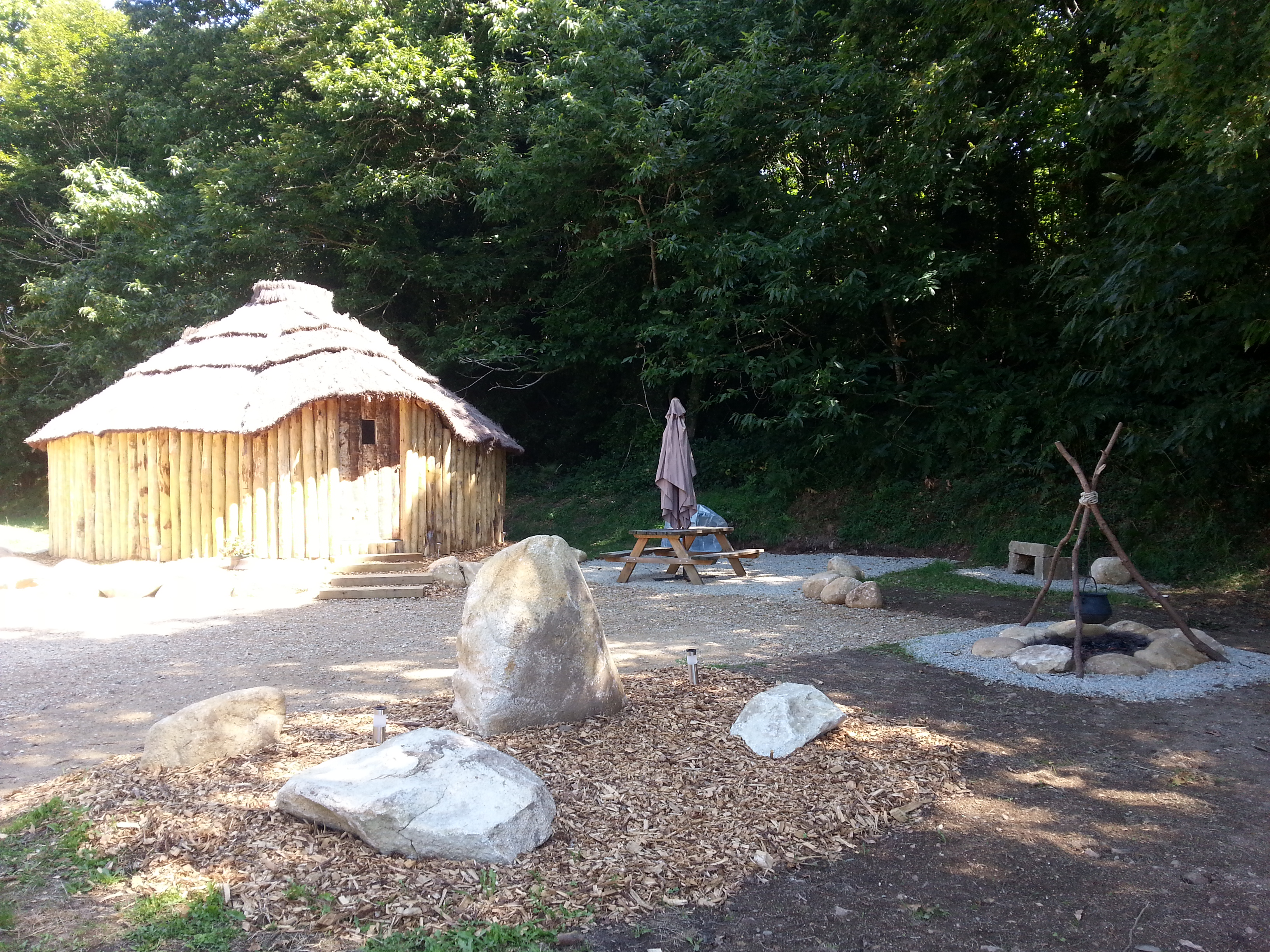 Camping Finistere Britanny | Celtic Village